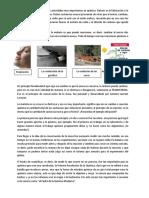 Ley de La Conservación y Aportaciones Del Trabajo de Lavoisier