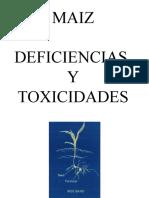 Maiz Deficiencias y Toxicidades Nuevo