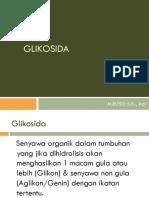 3.GLIKOSIDA