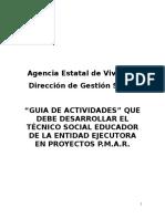 00 Guia Pmar Actividades Sociales Educadores Entidades Ejecutoras