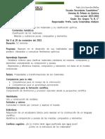 7 9-20 de Noviembre 2015-Planeación Clasificacion de Los Materiales