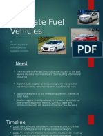 Alternate Fuel Vehicles