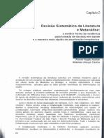 Cap 2 - Revisão Sistemática Da Lliteratura e Metanálise