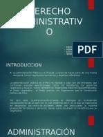 Administracion Publica y Privada - Derecho Administrativo