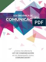 Ley de Comunicación