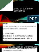 Marketing en El Sistema Economico