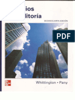 principios de auditoria (14ta ed)  whittington . pany