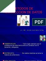 METODO DE RECOLECCION DE DATOS 4.ppt