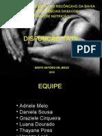 Disfunção Tátil