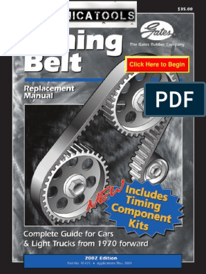 Engine Timing Belt  UltraLast by gates rubber  TB-172