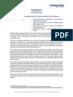 Aumenta Efectivo en Elecciones (Integralia, Junio 2016)