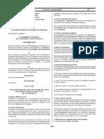 Ley No. 908, Ley de Reposicion y Rectificacion de Actas Del Registro Del Estado Civil de Las Personas