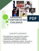 Grandes Deportistas Chilenos