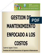 gestion mtto