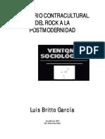 Lu1s Britt0 El Imperio Contracultural Del Rock a La Postmodernidad