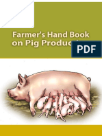 Farmers Handbook on Pig Production