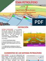 El Sistema Petrolífero y Trampas