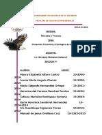 M&F Planeacion Financiera y Estrategica de La Empresa