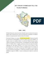 Informe Peru Cedaw, Combinado Vii y Viii,Version Preliminar,15agosto2011