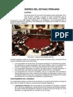 Los Poderes Del Estado Peruano