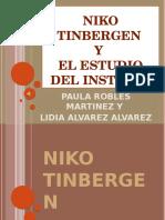 niko tinbergen y el estudio del instinto