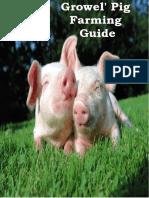 Pig Farming Guide