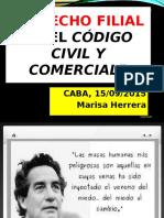 Actualización Código Civil y Comercial - Dra. Herrera 15-09-2015
