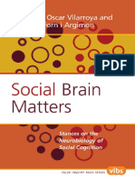 Social Cognition Neurobiology BOOk