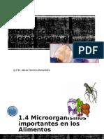 Unidad 1- Introducción a La Microbiología de Alimentos (Parte 2)