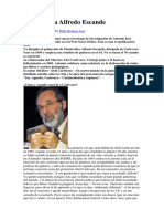 Entrevista a Alfredo Escande
