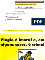 Perspectivas do jornalismo