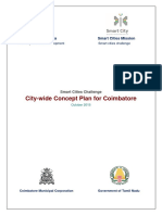 f. Report on City Wide Concept Plan