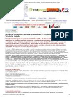 [Revista PnP] Mudança No Registro Permite Ao Windows XP Continuar Atualizando Pelo Windows Update