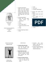 Leaflet Gastritis