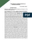 Comentario Jurisprudencial. CAS 909-2008