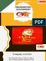 Chicken Rice Shop(Group Assignment) Slides