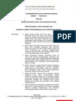 Peraturan LPJK No 1 Tahun 2015