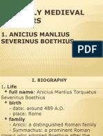 b. Boethius