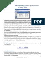 elenco nazionale memorie ponti per apparati yaesu-software adms