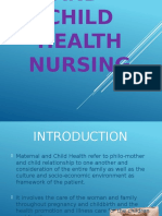 Maternal and Child Health Nursing 1