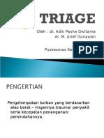 Triase Puskesmas (1)