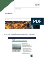 Seminar on the MDB's International Infrastructure Support System (IISS)