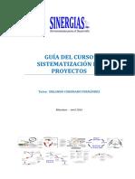 Guía m1 Del Curso Sistematización de Proyectos Abril 2016