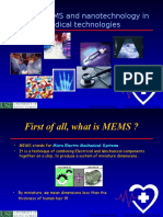 Role of Mems in Medical