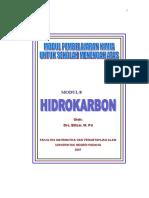 Modul Hidrokarbon