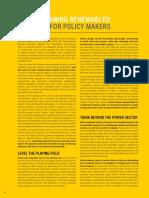GSR-2016 Policy Brief
