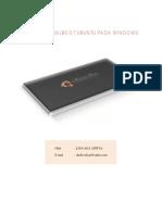 Membuat Dualboot Linux Pada Windows