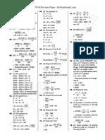 IBPS PO II Previous Paper 2012.24