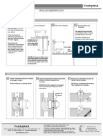 Fabrimar(988) Manual Valvula de Descarga Flux Completa Anti Vandalismo