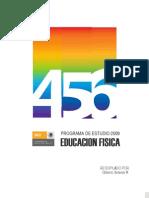 Programa 2009 -Educación Física 4o a 6o SEP